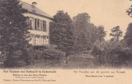 Anderlecht, Het Kasteel Van Bethanië, Bijhuis A Van Den BErg Thabor, Afdeling Zwakke Meisjes (pk46897) - Anderlecht