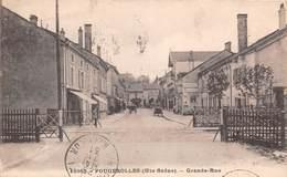 Fougerolles (70) - Grande Rue - Autres Communes