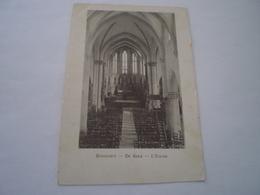Booischot - Boisschot // Interieur Kerk - Eglise // Ca 1900 - Heist-op-den-Berg