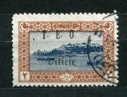 Türkei Cilicien Nr.60         O  Used        (879) - 1920-21 Anatolia
