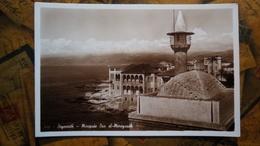 Lebanon, Lubnān - Beirut, Beyrouth, Bayrūt - Dar El Mereysseh Mosque, Mosquee - Libano