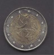 MONACO -- MONTE CARLO -- Pièce De 2 Euros --- 1993  Admission à L' O.N.U. 2013 - Monaco