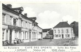La Buissière NA4: Café Des Sports - Merbes-le-Chateau