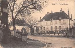 Gray (70) - Porte Haute - Gray