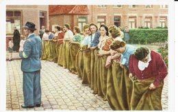 TURNHOUT-ZAKKENLOPEN VOOR VROUWEN-COURSE EN SAC POUR LES FEMMES - Turnhout