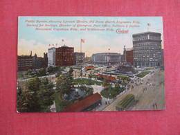 Public Square    Ohio > Cleveland Ref 2983 - Cleveland
