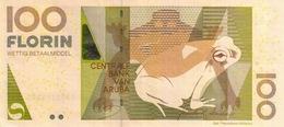 ARUBA P. 19c 100 F 2012 UNC - Aruba (1986-...)