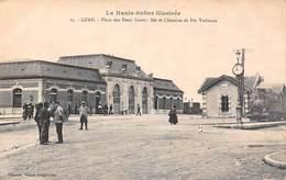 Lure (70) - Place De Deux Gares - Est Et Chemins De Fer Vicinaux - Lure