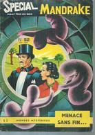 MANDRAKE Spécial  N° 52  -   REMPARTS  1967 - Mandrake