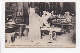 CPA MILITARIA Femmes De L'armée Auxiliaire Anglaise Faisant Du Pain Pour Les Troupes Britanniques En France - Guerre 1914-18