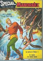 MANDRAKE Spécial  N° 72  -   REMPARTS  1969 - Mandrake
