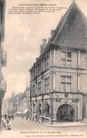 Luxeuil Les Bains (70) - Maison François 1er Et Grande Rue - Luxeuil Les Bains