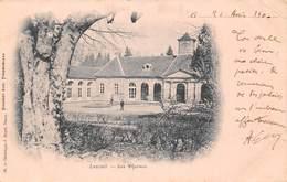Luxeuil Les Bains (70) - Les Thermes 1900 - Luxeuil Les Bains