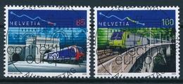 1188-1189 / 1952-1953 Serie Mit Ersttag Vollstempel - Switzerland