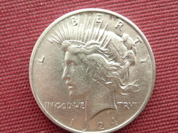 ETATS UNIS Monnaie  One Dollar 1924 - Federal Issues