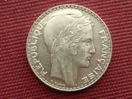 FRANCE Monnaie 10 Francs 1939 Année Rare - Frankreich