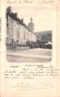 Luxeuil Les Bains (70) - Place De La Mairie - Luxeuil Les Bains