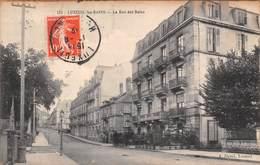 Luxeuil Les Bains (70) - La Rue Des Bains - Luxeuil Les Bains