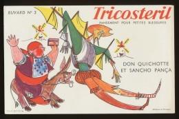 Buvard - TRICOSTERIL N°3 - Blotters