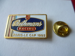 PIN'S  ROTHMANS RACING  RALLYE PARIS LE CAP 1992 - Rallye