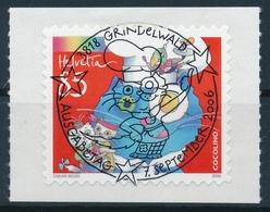 1211 / 1984 COCOLINO Serie Mit Ersttag Vollstempel - Switzerland