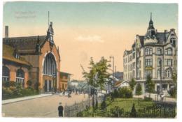 Allemagne, Witten, Ruhr. Hauptbahnhof (3379) - Witten