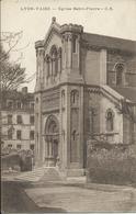 Lyon - Vaise (69) - Eglise Saint-Pierre - Lyon