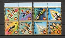 BURUNDI PA  N° 360 à 367  NEUFS SANS CHARNIERE COTE 10.00€  ESPACE - 1970-79: Neufs