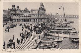 SPAIN - Barcelona 1933 - Puerto - Port - Hafen - Barcelona