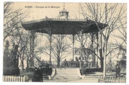 12 Rodez, Kiosque De La Musique (3386) - Rodez