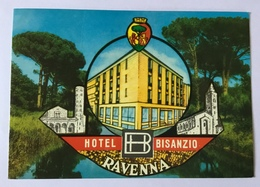 RAVENNA - HOTEL BISANZIO - VIAGGIATA FG - Ravenna