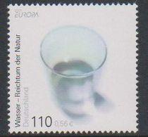 Europa Cept 2001 Germany 1v ** Mnh (39085D) - Europa-CEPT