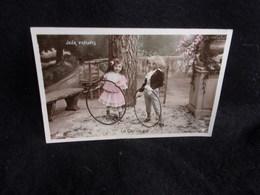 """Jeux . Série """" Jeux D ' Enfants """" Le Cerceau . Photo  Stebbing.Voir 2 Scans . - Autres"""