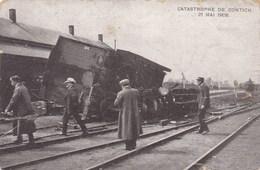 Kontich, Catastrophe De Contich (pk46936) - Kontich