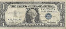 USA 1 DOLLAR 1957 VF P 419 - United States Of America