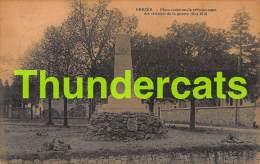 EREZEE PLACE COMMUNALE ET MONUMENT DES VICTIMES DE LA GUERRE 1914 1918 - Erezée