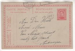 Belgique . 1 X 54 (A Ou B?) Et 5 X 56. Ayant Circulé - Postcards [1909-34]