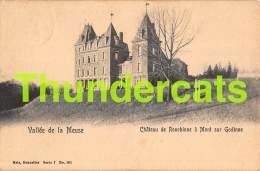 CPA VALLEE DE LA MEUSE CHATEAU DE RONCHINNE A MONT SUR GODINNE NELS SERIE 7 NO 181 - Yvoir