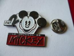 PIN'S   LE JOURNAL DE MICKEY - Disney