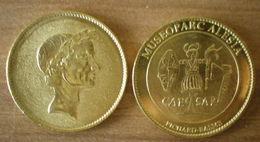 Medaille Museoparc Alesia Caesar Pichard Balme Skrill Paypal Bitcoin OK - Tourist