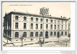 11 CARCASSONNE NOUVEL HOTEL DES POSTES CPA BON ETAT - Carcassonne