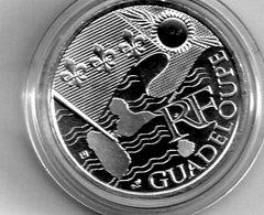 PIECE DE 10 EUROS REGION GUADELOUPE 2010 Dans Une Capsule - Frankrijk