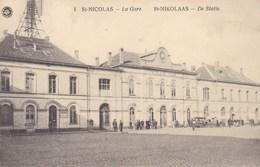 Sint Niklaas, St Nicolas, La Gare, St Nikolaas, De Statie (pk46951) - Sint-Niklaas