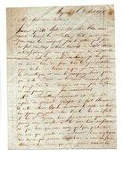 64 - BAYONNE . NAVARRENX . LETTRE ADRESSÉE À MADAME Vve ROBY LE 7 AOÛT 1806 - Réf. N°120F - - Manuscripts