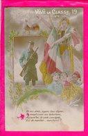 Cpa Carte Postale Ancienne  - Fantaisie Militaire Mondial 340 - Militaria