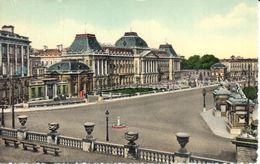 Bruxelles - CP - Brussel - Palais Royal - Keerbergen