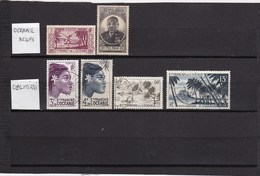 LOT DE TIMBRES D' OCEANIE FRANCAISE.. VOIR SCAN - Briefmarken