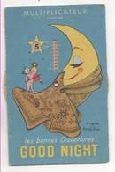 38371 -  Carte à  Système - Multiplicateur -  Offert  Par  Les  Couvertures  Good  Night  - Pub - Advertising