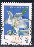 2016 Dauerserie Blumen  (Madonnenlilie) - BRD