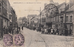 CARTE POSTALE DE MONTIVILLIERS - Montivilliers